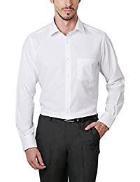 Peter England White Shirt