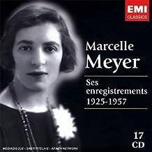 Marcelle Meyer : Ses enregistrements 1925 - 1957 (Coffret 17 CD)