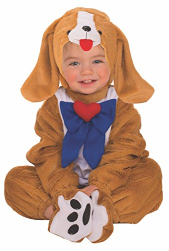 Rubies - Disfraz infantil de perro para niño, bebé 1-2 años (Rubies 510547-T)