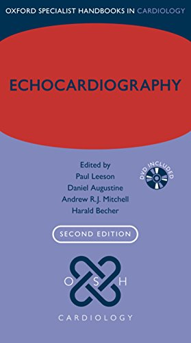 Echocardiography (Oxford Specialist Handbooks in Cardiology) (English Edition) -