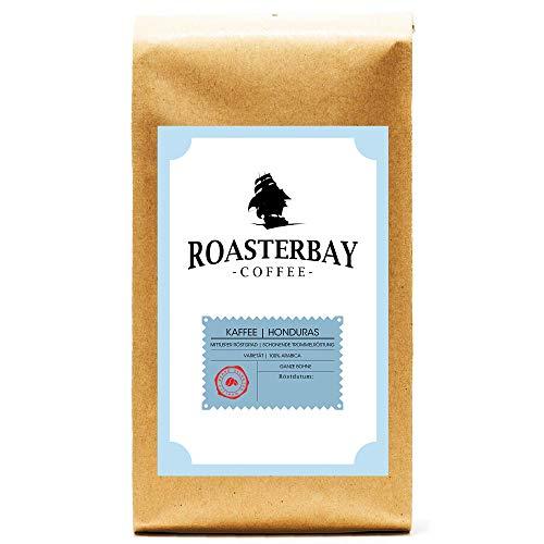 Roasterbay Crema 1000g | Honduras | Premium - Ganze Bohne - Röstkaffee aus dem Hochland | milde Röstung | wenig Säure