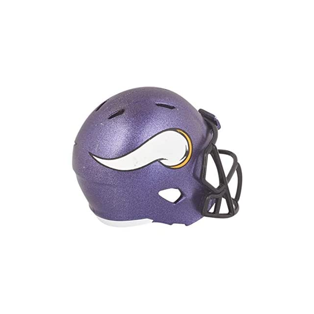 49e6f31a ... Riddell Minnesota Vikings NFL Speed Pocket Pro Micro/Poche/Mini Casque  de Football