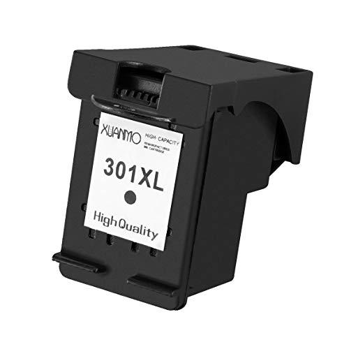 Heaviesk Für HP 301 Tintenpatronen-Ersatzpatronen Tintenpatronen Für Deskjet 1050A Drucker Wasserfest Einfach zu bedienen