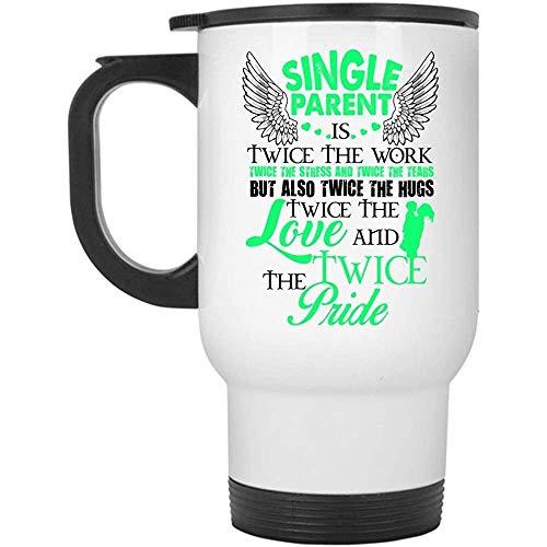 Little Yi Zweimal die Umarmungen Zweimal die Liebesreisebecher, alleinerziehende Eltern sind zweimal die Arbeitsbecher