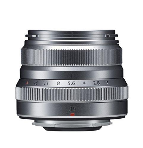 Affordable Fujifilm Fujinon XF35 mm F2 R WR lens – Silver on Line