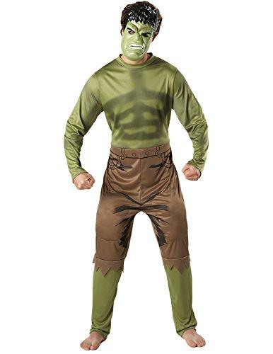 The Hulk Kostüm für Erwachsene Karneval Fasching Verkleidung
