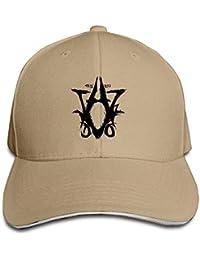 Xukmefat Men s Athletic Baseball Fitted cap Hat Big Cartel Durable Baseball  cap Hats Adjustable Peaked Trucker 08188e93483f