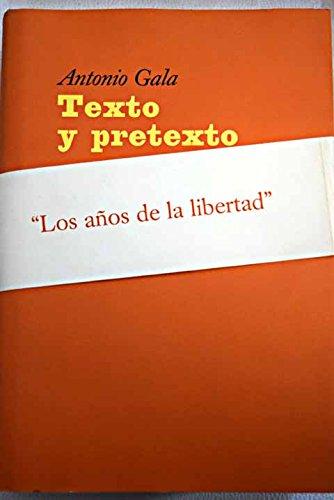 Antonio Gala: texto y pretexto (1973-1978)