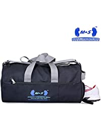 4846a3c80a Muscle   Strength India Duffle Bag Sports Gym Travel Luggage Including  Shoes Compartment Women   Men