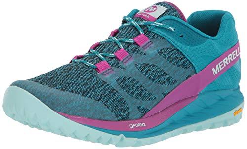 Merrell Antora, Zapatillas de Running para Asfalto para Mujer, Multicolor (Capri Breeze), 37 EU