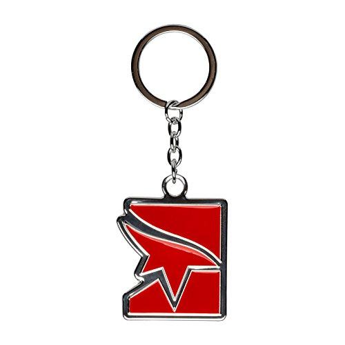 Logo Edge (Mirrors Edge Logo Metall Schlüsselanhänger Mirror's Edge Logo Metal Keychain)