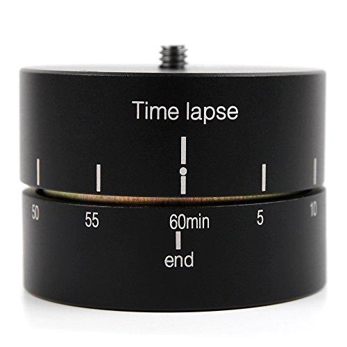 DURAGADGET Time Lapse (Zeitraffer-Aufsatz) für Stative geeignet für Panasonic Lumix DMC-TS30, DMC-TS6 und DMC-TZ57