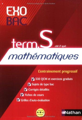 Maths Term S