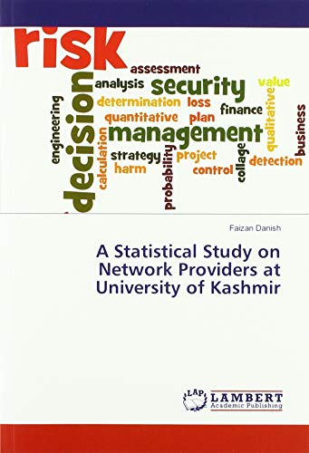 A Statistical Study on Network Providers at University of Kashmir par Faizan Danish