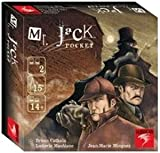 Mr Jack Pocket Size Game