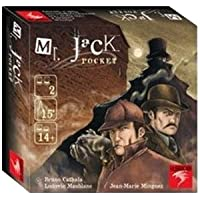 Asmodee Jeux de stratégie - Mister Jack
