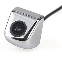Car Rover® Ad Alta Definizione Fotocamera CCD Impermeabile Macchina Fotografica di Retrovisione con Angolo di Visione di 170 Gradi (Bianco)