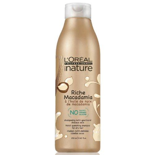 LOREAL nature Riche Macadamia Shampoo 250 ml