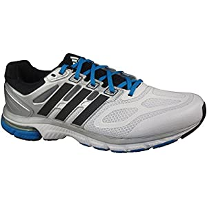 41mLP8ph0bL. SS300  - Adidas Supernova Sequence 6 Running Shoes Size Us 8, Regular Width, Color White/silver/black