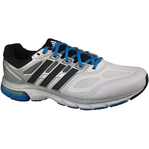 41mLP8ph0bL. SS500  - Adidas Supernova Sequence 6 Running Shoes Size Us 8, Regular Width, Color White/silver/black