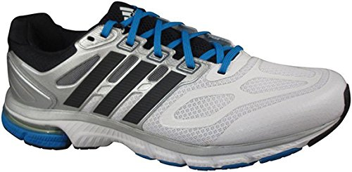 Adidas Supernova Sequence 6 Running Shoes Size Us 8, Regular Width, Color White/silver/black
