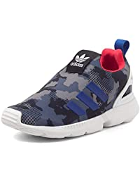 938c2159b Amazon.es  adidas zx flux - Zapatillas   Zapatos para niño  Zapatos ...