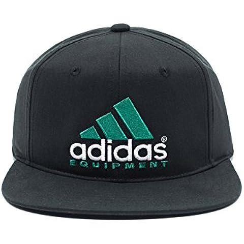 Gorra adidas – RE EQT Cap negro/blanco/verde talla: OSFM (Talla única para Hombre)