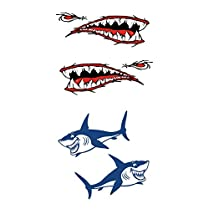pegatinas tiburon