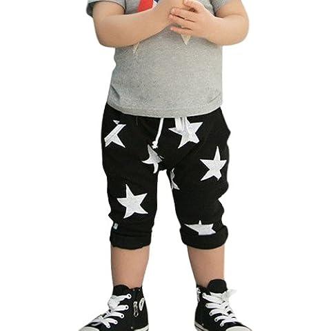 Gigi Pantalones de deporte para niños Boys Trousers Pantalón harem