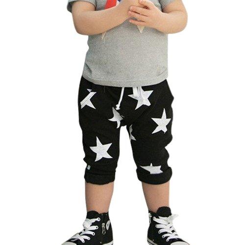 Tkria Ragazzi e ragazze harem pants Nuovo immobiliare Bambini Abbigliamento Stelle pantaloni