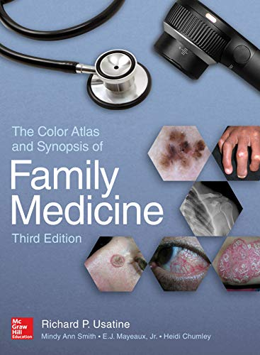 The Color Atlas and Synopsis of Family Medicine, 3rd Edition (English Edition)