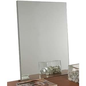 Specchio senza cornice colore grigio casa e cucina - Emporio del mobile in kit ...
