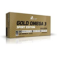 OLIMP SPORT NUTRITION Gold Omega-3 Sport Edition 120 Capsules