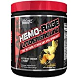 Hemo-Rage Underground Pre Workout, Peach...