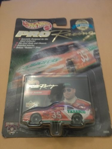 hot-wheels-pro-racing-collectors-edition-1st-edition-1998-todd-bodine-tabasco-by-mattel