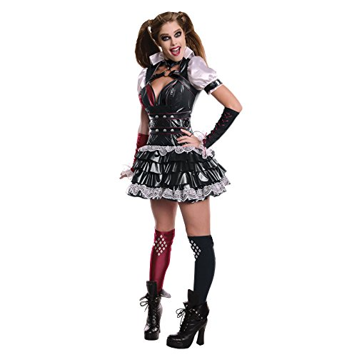 Secret Wishes Arkham Knight Harley Quinn Fancy dress costume Small