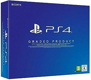 Sony Interactive Entertainment PlayStation 4 - Konsole E Chassis 500GB (Zertifiziert und Generalüberholt) inkl. 1 DualShock 4 Controller (B07K73C6YQ) | Amazon Products