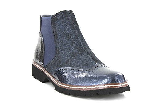 FUGITIVE WOIPY - Bottines / Boots - Femme Navy