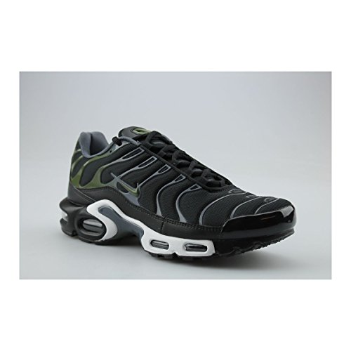 Nike Air Max Plus Tn Noir Noir/Gris/Olive
