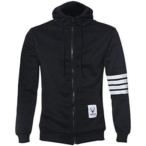 FEITONG Sudaderas con capucha de los hombres de la marca Deportes Satisfacer la alta calidad de la camiseta de los hombres chaquetas Hombre