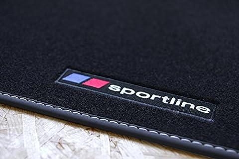 Tapis de sol Sportline pour BMW Série 3