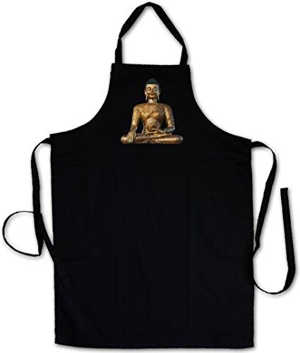 THAI BUDDHA VINTAGE GRILLSCHÜRZE KÜCHENSCHÜRZE KOCHSCHÜRZE SCHÜRZE - Buddhismus Buddhism Thailand Therevada Shiva (Schurz Thai)