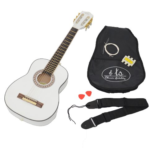 ts-ideen-4564-1-4-childrens-acoustic-concert-guitar-white