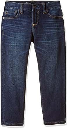 GAP Boys High Stretch Super Soft Slim Jeans (32579554400_Dark Wash_6YRS)
