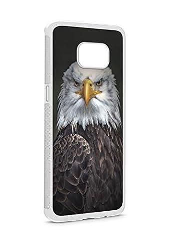 Samsung Galaxy S4 Adler Eagle SILIKON Flipcase Tasche Hülle Case