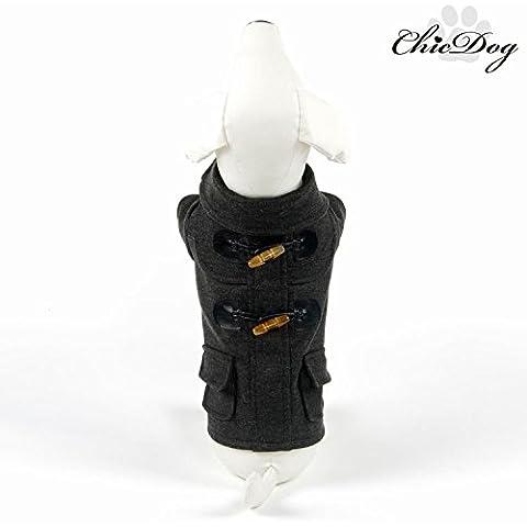 L'autunno e inverno tuta abbigliamento cane vestireWild corna ClipFris, barboncino