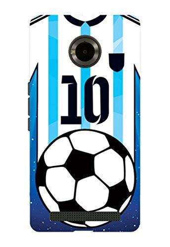 Kaira brand Designer Back Case Cover for Micromax YU Yuphoria (Argentina 10)
