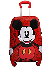 GAMME Disney Mickey Mouse - 20 INCHES/Trolly Luggage/Hard Sided Luggage/Travel/Kids Trolley Bag- with Two Years Warranty