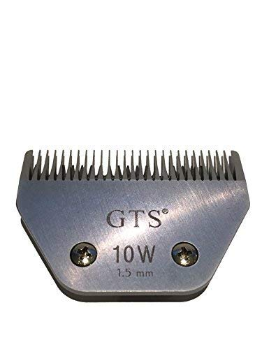 10 W Horse Clipper lame 1.5 mm 10 W Wahl, Andis, Aesculap, Moser, Oster, Liveryman
