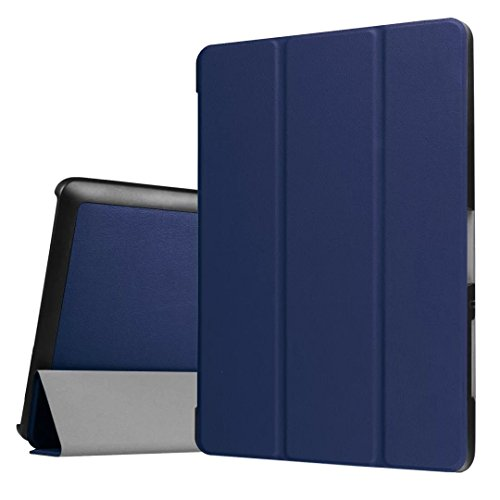 Xinda Acer Iconia Tab 10 A3 A40/Acer Iconia One 10 b3 a30 Smart Cover Slim Smart Cover Custodia Protettiva pelle PU per Acer Iconia Tab 10 A3